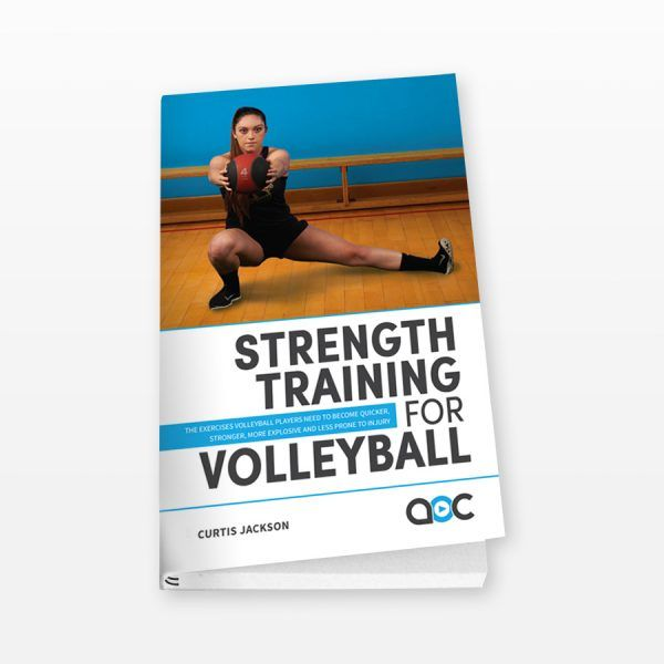 Aoc Volleyball Strength Training Volleyball Injury Prevention