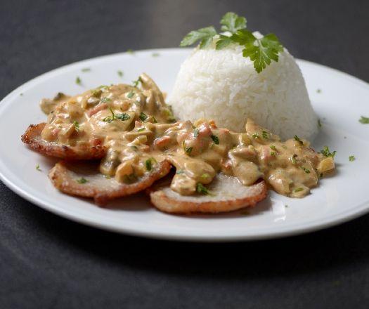 Egy finom Bakonyi sertéscsíkok ebédre vagy vacsorára? Bakonyi sertéscsíkok Receptek a Mindmegette.hu Recept gyűjteményében!