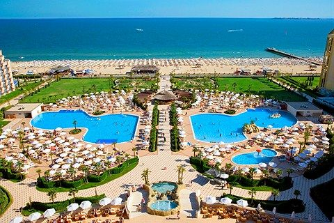 Bulgaria: Sunny Beachin ehdottomasti paras hotelli!  #Sunny_Beach http://www.finnmatkat.fi/Lomakohde/Bulgaria/Sunny-Beach/Majestic-Beach/?season=kesa-2014 #Finnmatkat