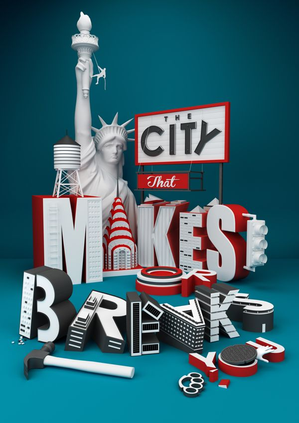 The City that Makes or Breaks You by Duncan Sham