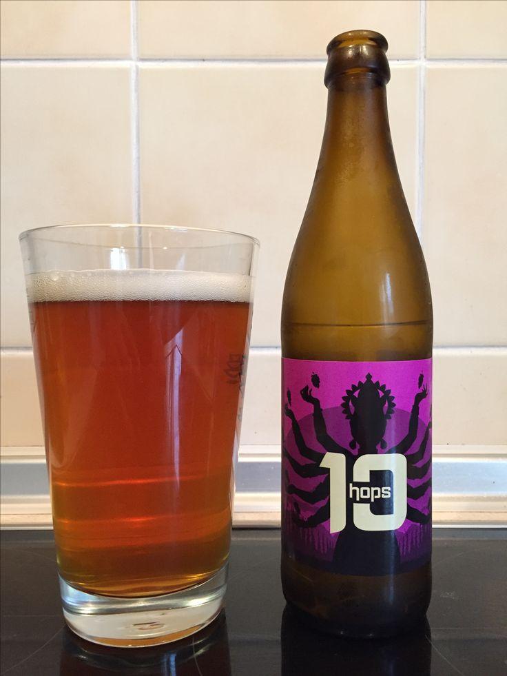 10 hops - Browar Birbant, 2015.06.13