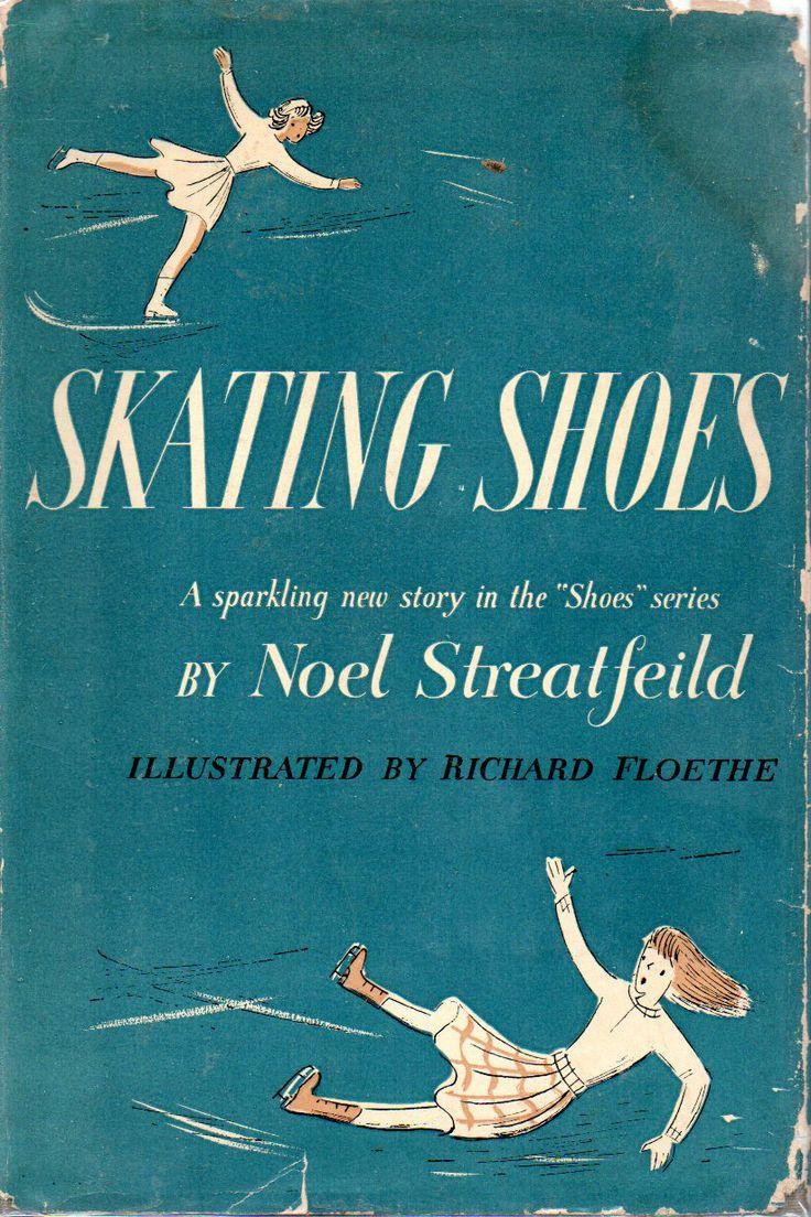 Skating Shoes, by Noel Streatfield