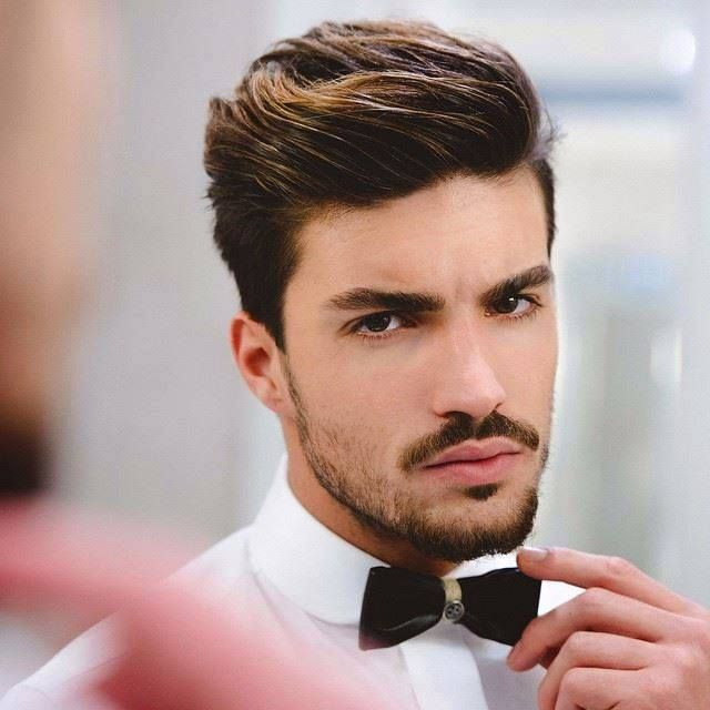 Peachy 1000 Ideas About Cool Men Hairstyles On Pinterest Hairstyles Short Hairstyles Gunalazisus