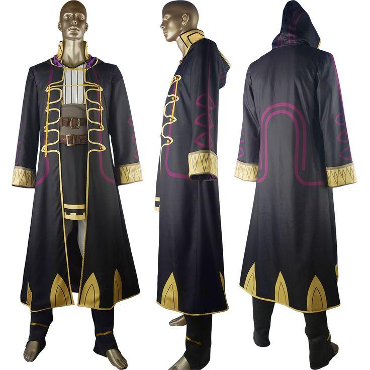 Fire Emblem Awakening Robin cosplay costume deluxe halloween costume comic-con anime costumes geek costume