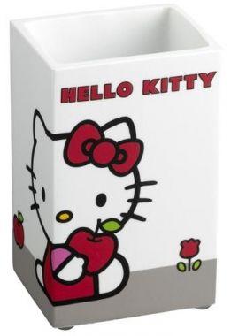 Verre à dents HELLO KITTY APPLE | Accessoires Hello Kitty et Salle de bain
