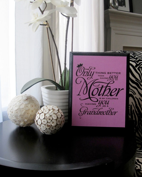 Great Gift Idea For Mom Birthdays And Holidays Ideas