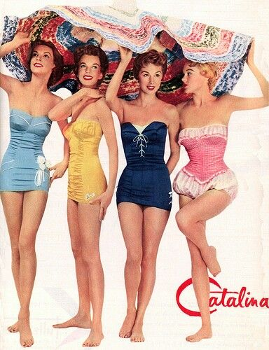 Catalina swimsuits