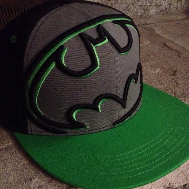 My batman SnapBack