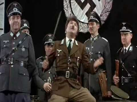Springtime for Hitler -the producers