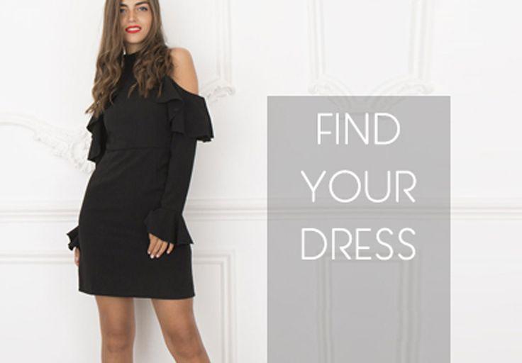 Βρείτε το φόρεμα που σας αντιπροσωπεύει, βραδινά ή καθημερινά σε μεγάλες προσφορές για να γοητεύσετε με το στυλ σας. Off shoulder φορέματα, μίνι, midi, ή δαντελένια το απόλυτο trend της φετινής σεζόν.