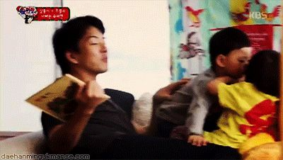 Manse and Sarang's bobo | The Return of Superman