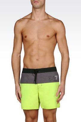 EA7 Armani Swimwear and beachwear for men - Armani.com