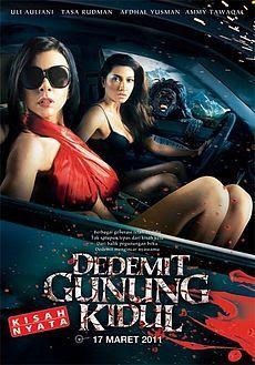 "Click ""Visit"" button for watching Dedemit Gunung Kidul (2011) streaming movie online at Layar Perak, the best streaming movie online for free and forever"