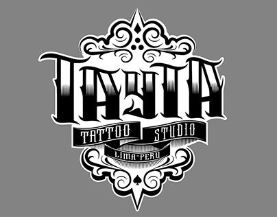 """Check out new work on my @Behance portfolio: """"Tayta tattoo - marca corporativa"""" http://be.net/gallery/45523499/Tayta-tattoo-marca-corporativa"""