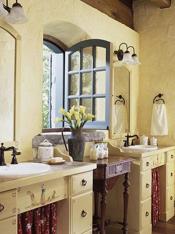 17 best images about french country bathroom on pinterest vanities french country decorating for French country bathroom ideas