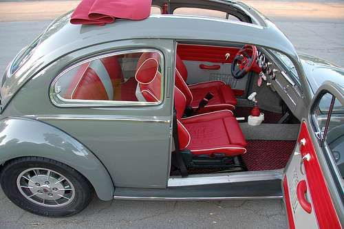 Enchanting Vw Beetle Interior Colors Gallery - Simple Design Home ...