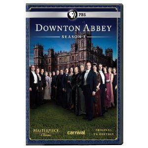 Masterpiece Classic: Downton Abbey Season 3 DVD (Original U.K. Unedited Edition) (2012) / Affiliate Link