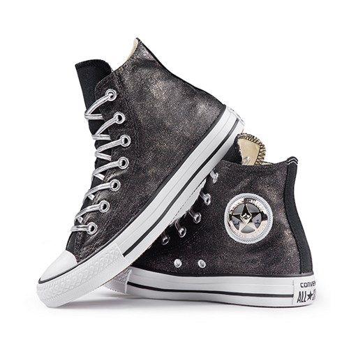 Klack Smith Studded Custom Converse - Wicked imp-A | KLACKSMITH - Clothing on ArtFire