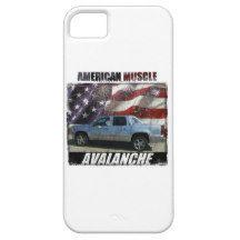 2013 Avalanche LS iPhone SE/5/5s Case