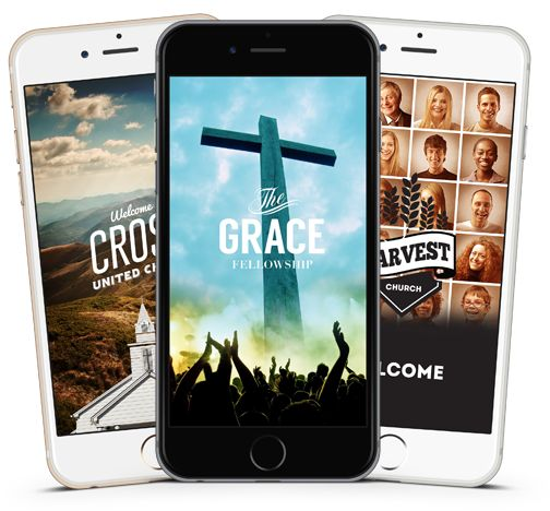 Mobile Church App Builder | Connect With Your Congregation | Sharefaith Children's Church