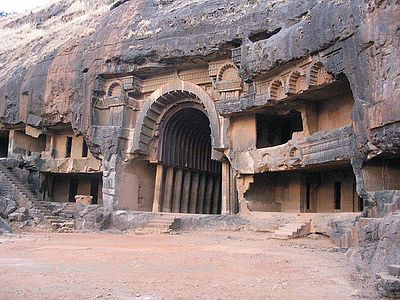 The lovely Bhaja Caves of Pune, need to go there soon