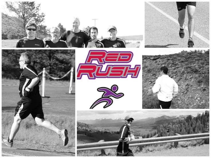 Red Rush Was Improving Performance At High Elevation (6,253 To 8,701) Feet  Above Sea Level) Where It Counts! The Idaho Outdoor Association / Red Rush  Relay ...