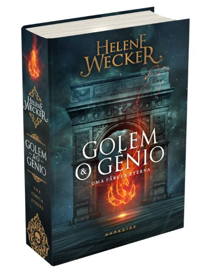 Golem e o Gênio - Uma Fábula Eterna