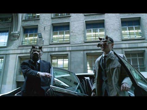 "Audi Gebrauchtwagen :plus - TV-Spot ""Bankraub"" - YouTube"