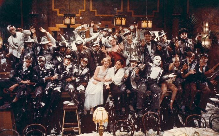 Bugsy Malone, Kids American Movie.