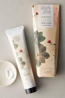 Anthropologie Sprinkle & Bloom Hand Cream #anthrofave