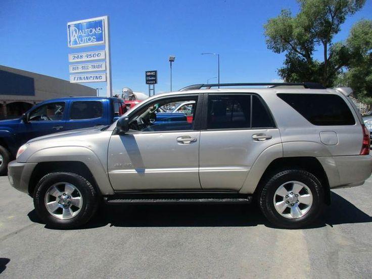 2004 Toyota 4Runner SR5 4WD 4dr SUV - Grand Junction CO