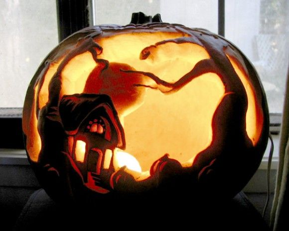 REALLY cool pumpkin carving ideas (some of the stencils I know are available at zombie pumpkins)
