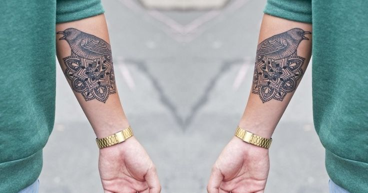 The #Least Painful Places for a #Tattoo ... → #Beauty #Painful