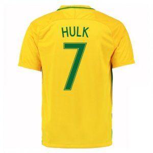2016 Brazil Soccer Team Hulk 7 Home Replica Jersey 2016 Brazil Soccer Team Hulk 7 Home Soccer jerseys|cheap Brazil cheap soccer Jerseys soccer store |acejersey.org [D993] - $22.99 : Cheap Soccer Jerseys,Cheap Football Shirts | Acejersey.org