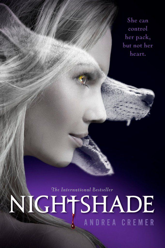 Pin for Later: 38 Paranormal Romance Books That Are Spookily Sexy Nightshade A tale of family, fate, and falling in love,  Nightshade follows a female werewolf through spooky situations in her struggle for true love.