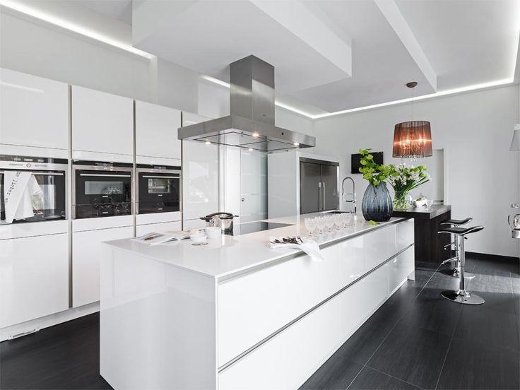 Hochwertig Best Kche Mit Kochinsel Moderne Planung In Kche Pinterest Kitchens And  House With Granit Kchenplatte