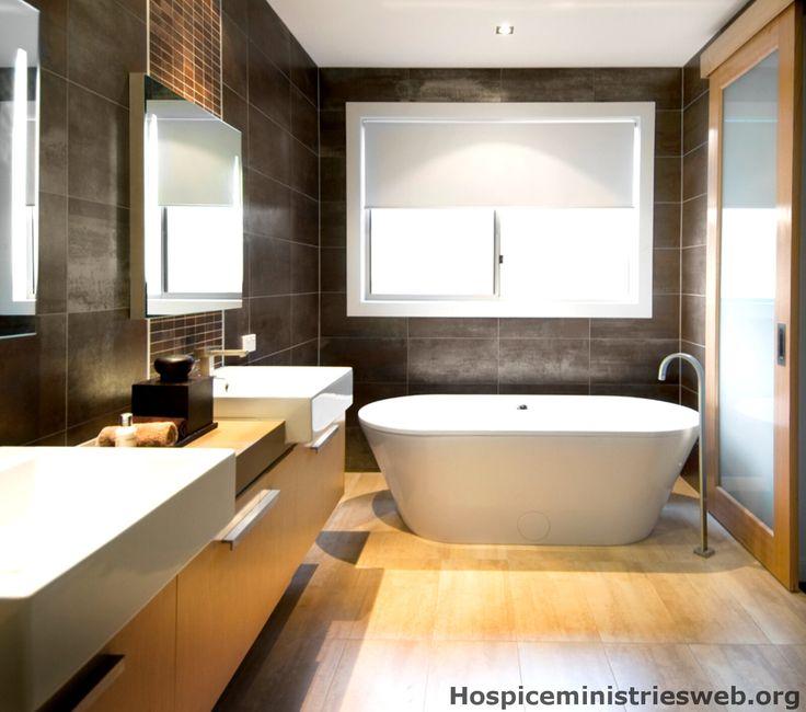 Luxus badezimmer modern braun  17 besten Bad Bilder auf Pinterest | Badezimmer braun, Deko ideen ...