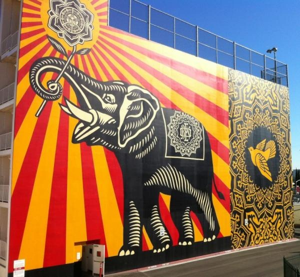 Arte Design In Los Angeles Images: 18 Best Images About Shepherd Fairey Graphics On Pinterest