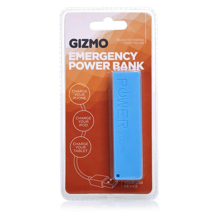 Gizmo Power Bank