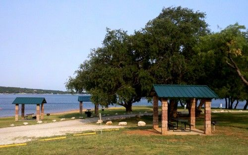 Possum Kingdom Lake, outside of Graford, Texas, is a beautiful place to camp! The Brazos River Authority maintains 10 public use areas along PK Lake as follows: #1: Scenic Cove #2: Downtown Possum...