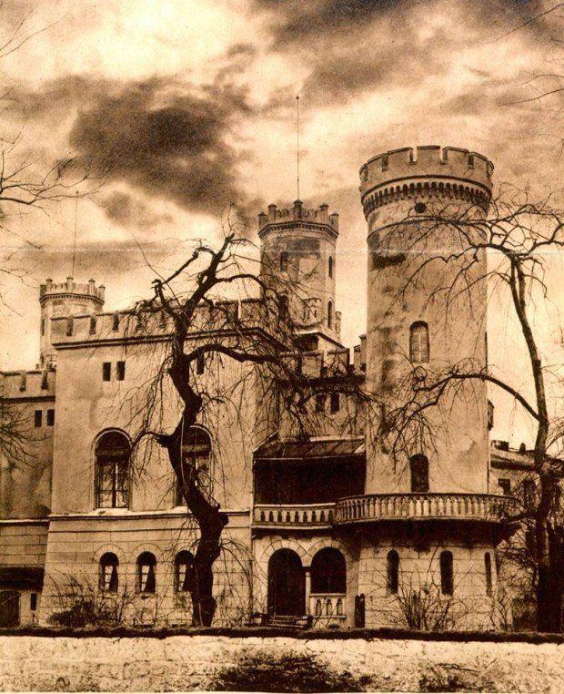 Zdjęcie numer 11 w galerii - Stary Zamek i Pałac w Świerklańcu na archiwalnych zdjęciach