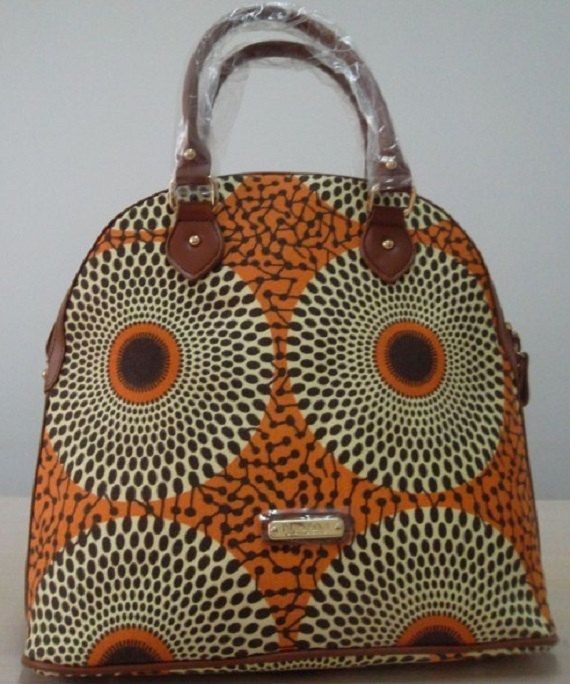 Atmosphere Vintage Pattern Women's  Dome Satchel Bag by SimplyMaaM ~African Prints, African women dresses, African fashion styles, african clothing