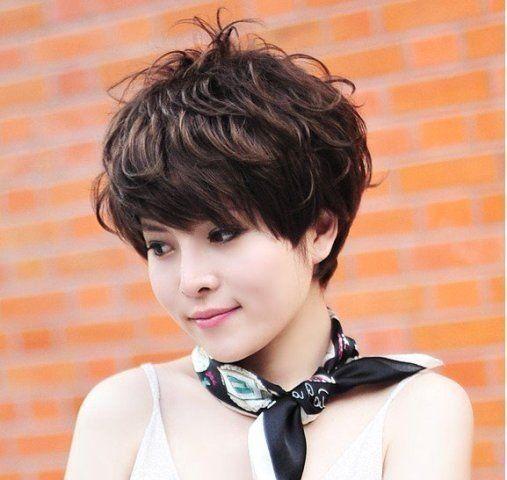 Neueste Kurze Koreanische Frisuren Für Frauen Und Mädchen