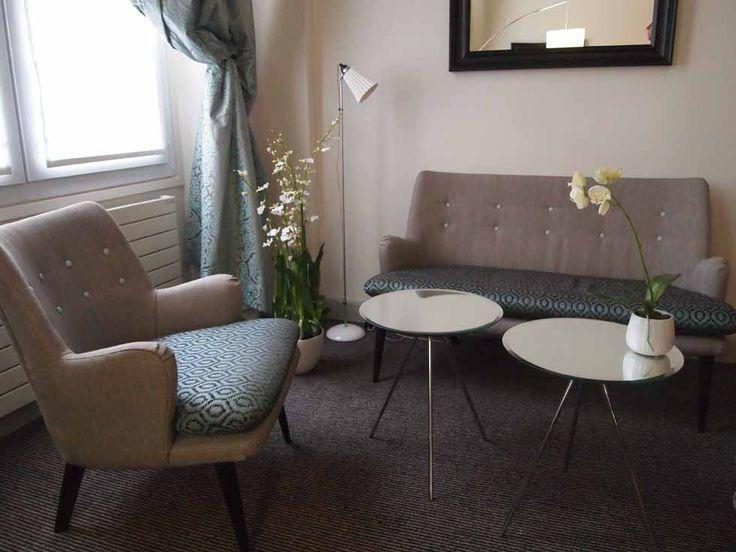 Ecletic Interior Design by Sophie Hanniet Hôtel Malte 4* #frenchinteriordesign #architecturedinterieur