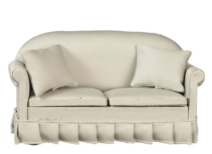 Traditional Sofa - Gray