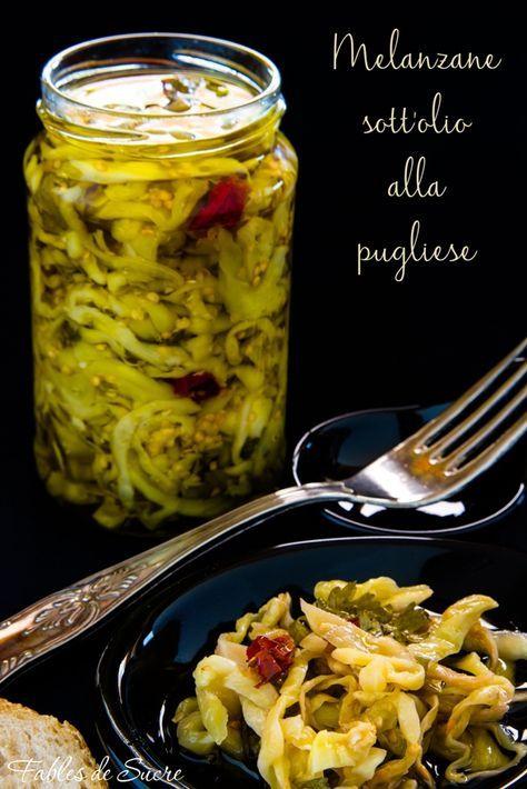 Le melanzane sott'olio senza cottura sono una vera squisitezza. Poche accortezze per farle in modo sano e sicuro. Queste son come le facciamo in Puglia.