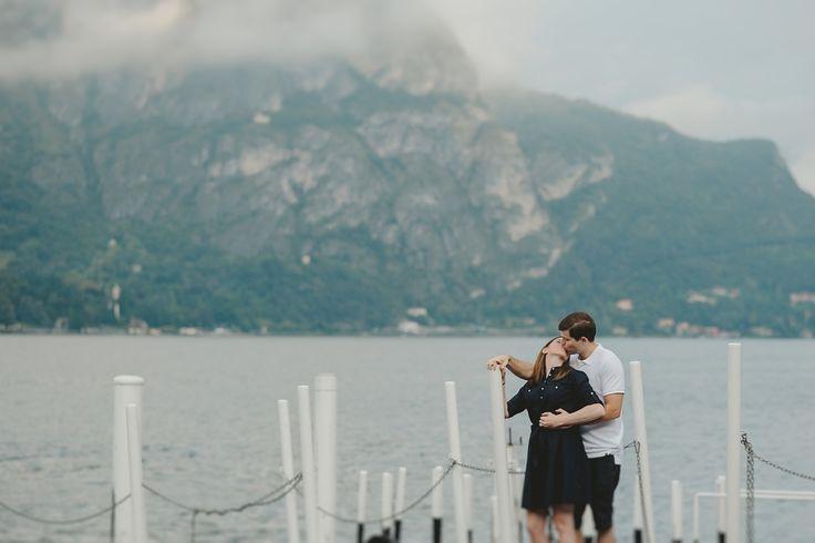 lake como love session  landvphotography.it