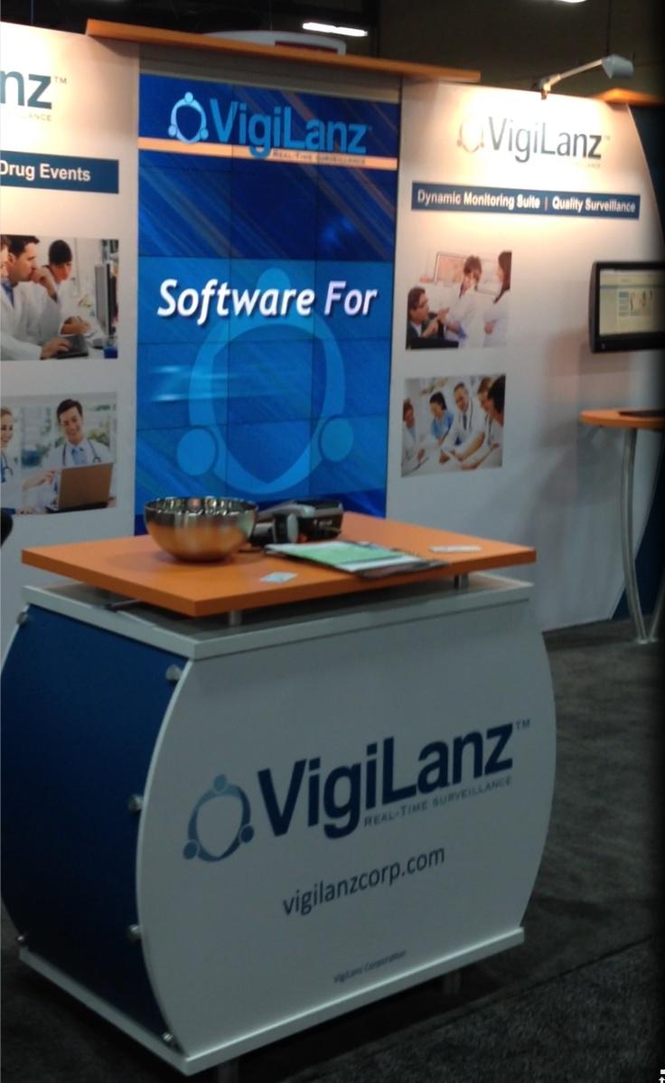 VigiLanz (booth # 2125) --- ASHP Midyear 2012