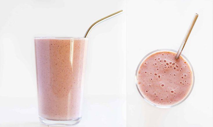 Vier einfache Rezepte, die die Elternschaft erleichtern, ganz zu schweigen davon, ein gesunder Mensch zu sein …   – Fruit smoothie recipes