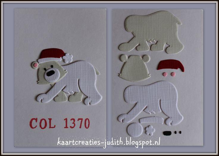 ijsbeer - Marianne Design